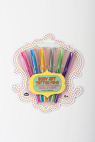 npw-glittery-body-art-temporary-tattoo-pens-and-stencil-stickers