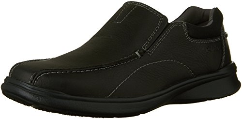discount wholesale price CLARKS Men's Cotrell Step Slip-on Loafer Black Oily with credit card sale online discount 2015 new r2T30B