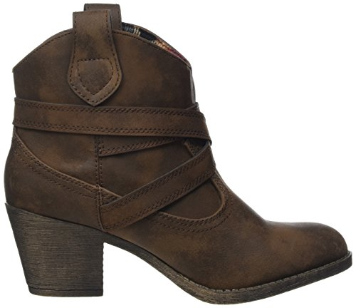 Femmes Brun Graham Rocket brown De Satire Dog Bottines Pour EfRqnwa