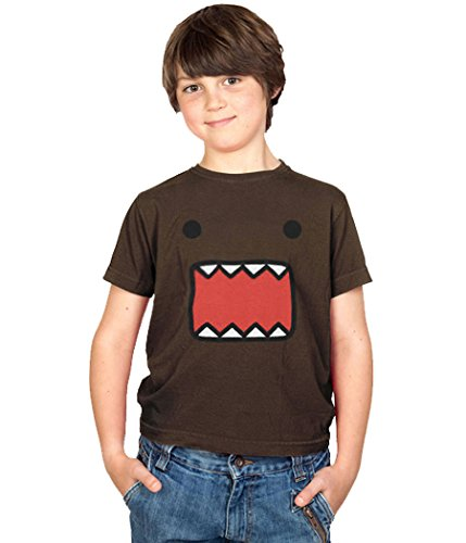 Price comparison product image Domo Face Youth Kids T-Shirt-Youth Small [6/8]