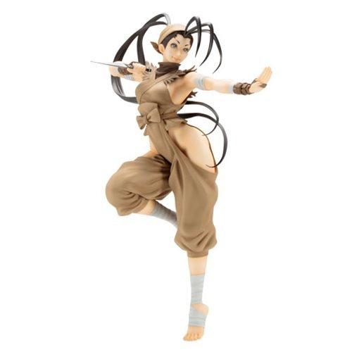 All Juri Costumes - Kotobukiya Ibuki Bishoujo