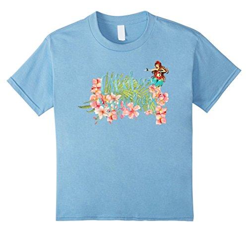 Hula Girl Shirt - 7