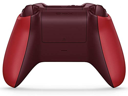 Microsoft Official Xbox Wireless Controller - Red