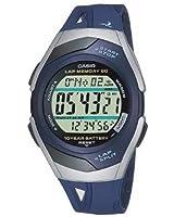 Casio Collection – Montre Unisexe Digital avec Bracelet en Résine – STR-300C-2VER
