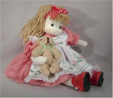 (Goldilocks Musical Doll)