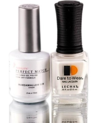 LECHAT Perfect Match Gel Polish + Matching Lacquer -