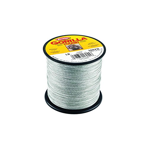 Berkley Gorilla Tough Braided Dacron Fishing Line