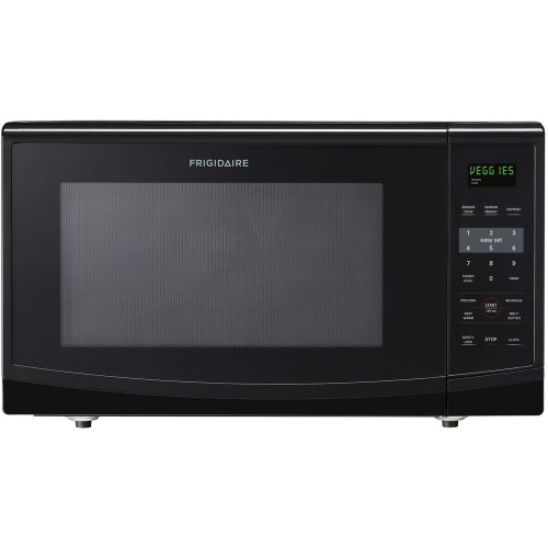 Great Features Of Frigidaire FFCE2238LB 1200-watt Countertop Microwave, 2.2 Cubic Feet, Black
