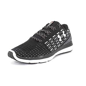 Under Armour Threadborne Slingflex Running Shoes UK 10 Black