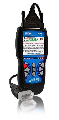 Innova 3100i Diagnostic Code Reader/Scan Tool with ABS for OBD2 Vehicles