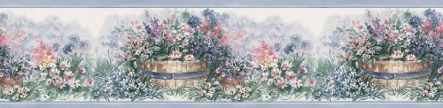 Brewster Parkview Designs 260B05874 Small Florals and Min...