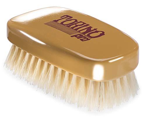Torino Pro Wave Brush #800 By Brush King - 11 Row Extra Soft 360 Waves Palm Brush