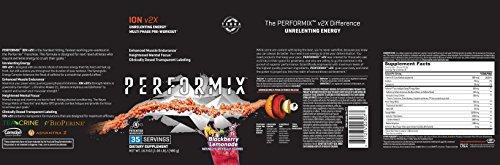 Performix ION v2X Blackberry Lemonade 35 Servings
