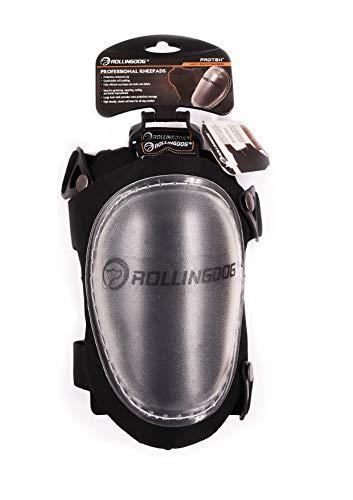 ROLLINGDOG Hard outer shell swivel knee pads (Swivel Knee Pads)