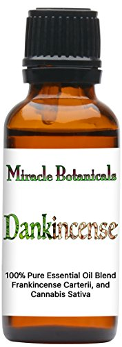 Miracle Botanicals Dankincense Essential Oil Blend- 100% Pure Therapeutic Grade - 30ml by Miracle Botanicals