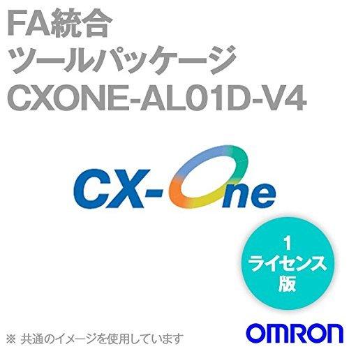 大人の上質  オムロン(OMRON) CXONE-AL01D-V4 NN CX-One B00QGJ59IM Ver4 FA統合ツールパッケージ 1ライセンス日本語版 CXONE-AL01D-V4 DVD NN B00QGJ59IM, 靴のオフサイド:ad7f2d8b --- a0267596.xsph.ru