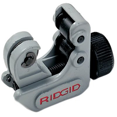 RIDGID 40617 Model 101 Close Quarters Tubing Cutter, 1/4-inch to 1-1/8-inch Tube Cutter ()
