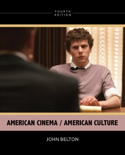 American Cinema / American Culture, 4th Edition by Brand: McGraw-Hill