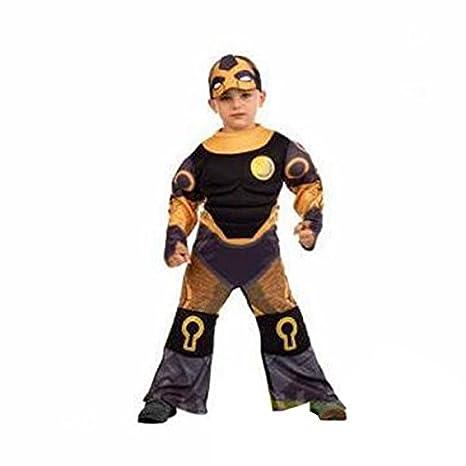 comprare nuovo godere del prezzo di sconto lussureggiante nel design GIG Costume Gormiti Signore Della Terra Vestito Carnevale