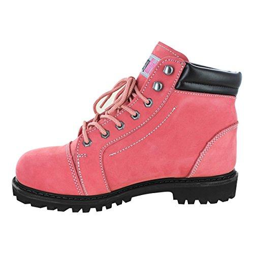 Sikkerhet Jente Fusjon Arbeid Boot Rosa Sikkerhet Jente Fusjon Arbeid Boot  Rosa ...