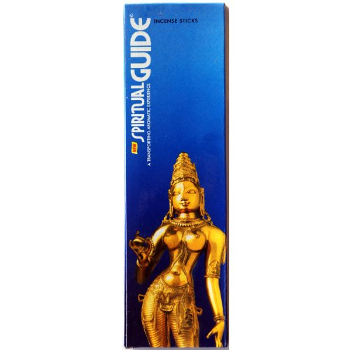 Spiritual Guide Incense Sticks - Spiritual Guide Incense - Padmini Product - 100 stick box - Sold in a set of 4 boxes