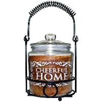A Cheerful Giver Banana Nut Bread Cheerful Home Jar Candle - 26oz