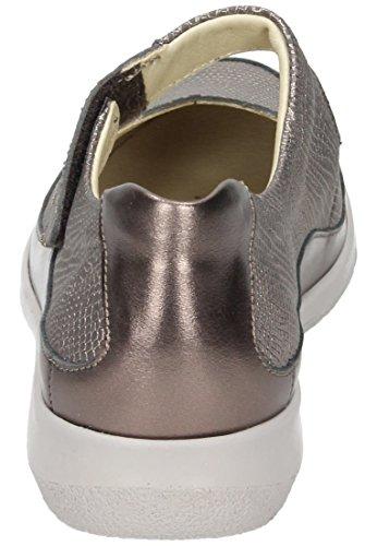 Comfortabel Damen-Slipper Bronze 942169-23 golden/sepia hx0Jh