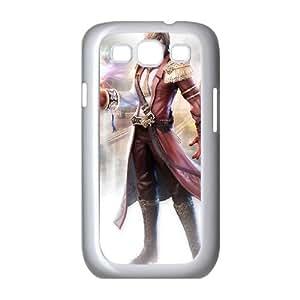 Aion The Tower Of Eternity 4 funda Samsung Galaxy S3 9300 caja funda del teléfono celular del teléfono celular blanco cubierta de la caja funda EVAXLKNBC30429