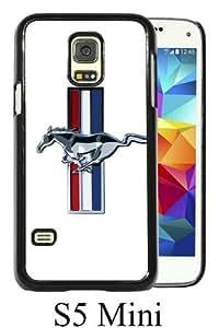 Mustang Shelby Cobra 1 Black Personalized Photo Custom Samsung Galaxy S5 Mini Cover Case