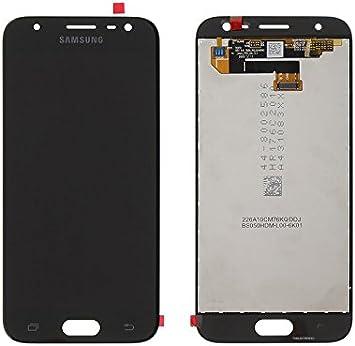 Pantalla LCD Samsung j330 F Galaxy J3 2017 Original Full Black – Assy LCD de 5.0 HD j330 F Black w Logo AG: Amazon.es: Electrónica
