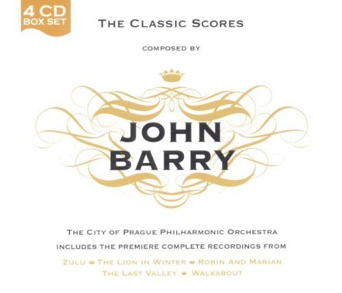 Classic Scores: Zulu / The Lion in Winter / Robin and Marian / The Last Valley / Walkabout by John Barry