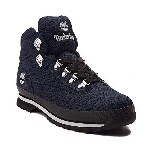 - Timberland Mens Euro Rip Boot (Mens 10.5, Mesh Euro Hiker Navy Blue 1671)