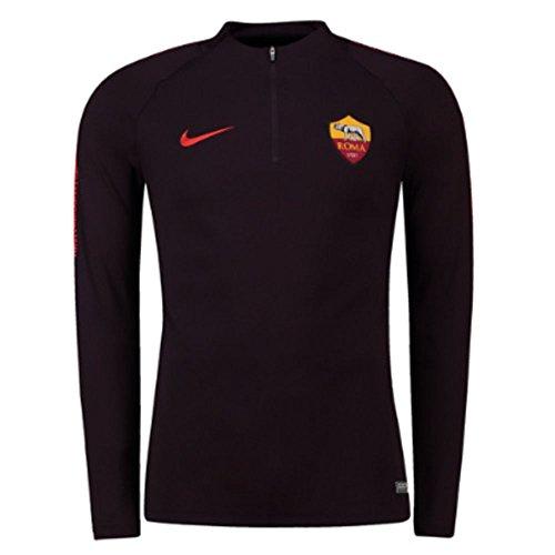 ce83bcb13573 ... Home Totti Aeterno X Jersey 2018 / 2019 (Fan Style Printing) - XXL. Nike  2018-2019 AS Roma Training Drill Top (Burgundy)