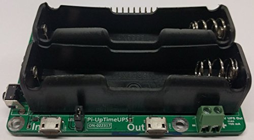 PI-UPTIMEUPS-Uptime UPS Hat for Raspberry Pi&Trade