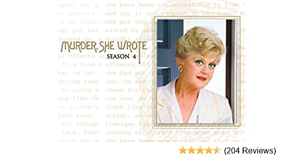 Amazon com: Watch Murder, She Wrote - Season 4   Prime Video