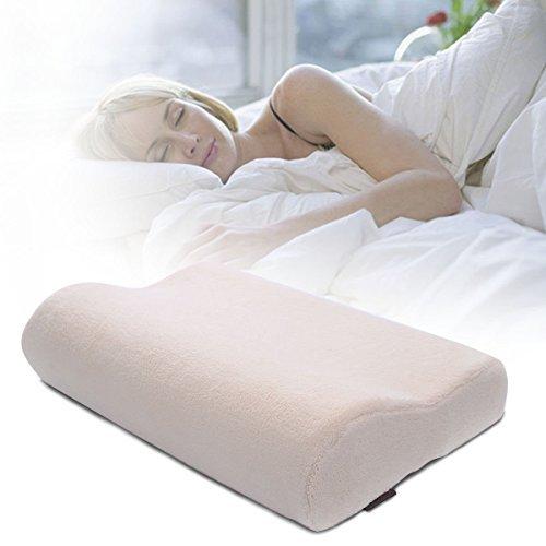 New GOPLUS Sleep Contour Memory Foam Pillow Standard Size by GOPLUS by Goplus