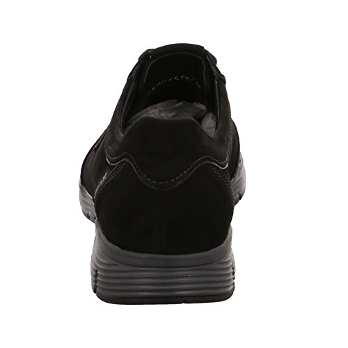 Mephisto - Baskets YAEL - Noir Noir 5T4NONB4Jm