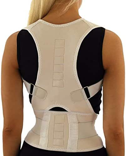 Magnetic Posture Corrector for Women Men Orthopedic Corset Back Support Belt Pain Back Brace Support Belt