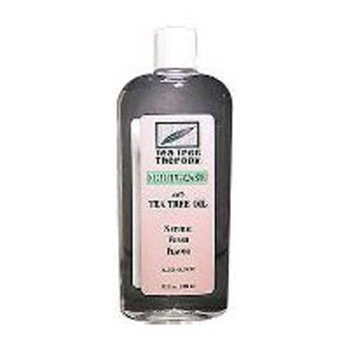 (Tea Tree Mouthwash Alcohol Free - 12 oz, Pack of 2 , Image may vary)