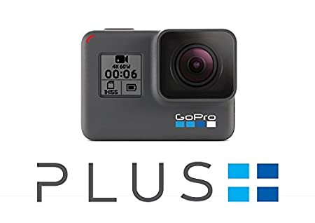 GoPro Plus | Subscription with Monthly Auto-Renewal | Damage Replacement for your Camera, Cloud Backup + More