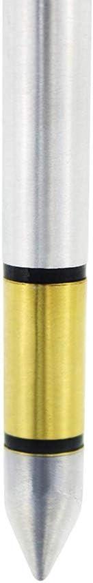 chenpaif 30cm Long Probe Soil Meter pH Moisture Meter Soil Tester Self-Powered No-Battery-Need Monitor 30cm