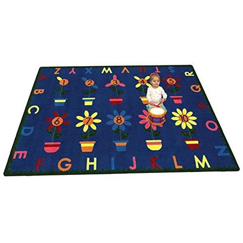 UPC 015961442240, Joy Carpets Petal Pushers Kids Area Rug