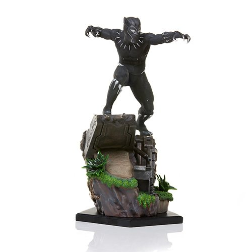 Iron Studios IS773067 1:10 Black Panther BDS Art Scale Statue