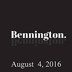 Bennington, Kerry Coddett, August 4, 2016