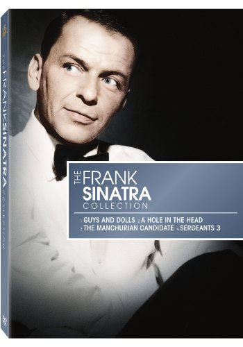 The Frank Sinatra Collection (Guys and Dolls / Hole In The Head / Manchurian Candidate / Sergeant's 3) by Sony Pictures Home ENT