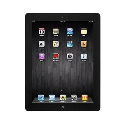 """Apple iPad 4 16GB 9.7"""" Retina Display WiFi Bluetooth & Camera - Black - 4th Gen"""