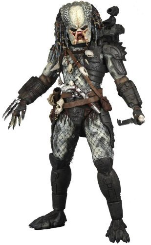 Predators Series 3 - 7 Elder Predator Action Figure - NECA by Predators