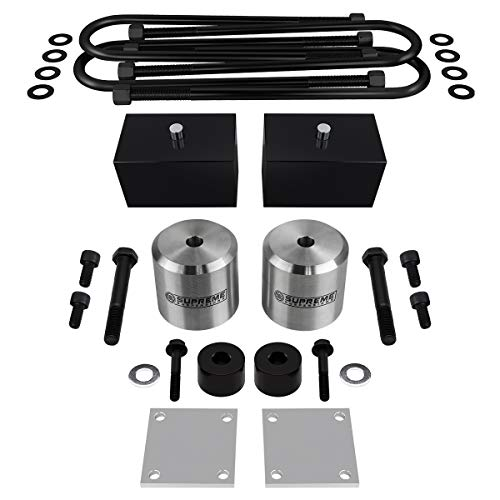 - Supreme Suspensions - Full Lift Kit for 2005-2016 Ford F250 F350 Super Duty [4WD] 3