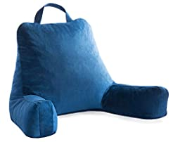 Linenspa Shredded Foam Reading Pillow - ...