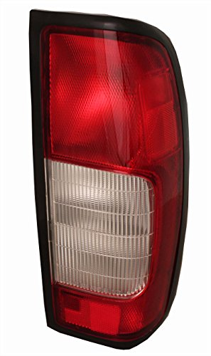 Nissan Frontier Tail Light - Right Rear / Back Tail Lamp - Back Lamp